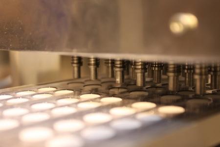 Pharmaceutical manufacturing machinery