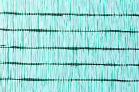 Pattern on the transparent blue plastic Stock Photo - 13811243