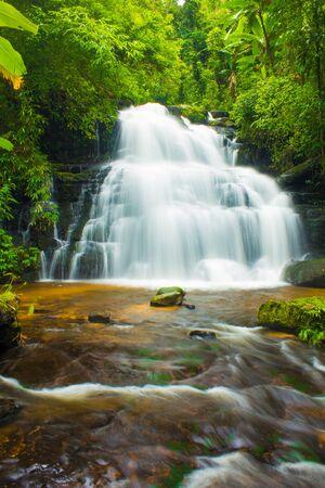 rill: Mundaeng Waterfall, Thailand