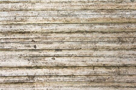 Texture of old painted wood photo