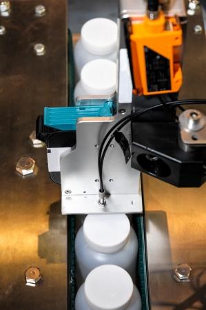 Packaging conveyor in the industry