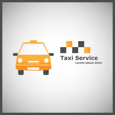 taxi cab: Taxi Service icon Template | Taxi Cab |  Illustration