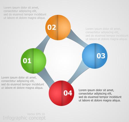 circles: Infographic Elements | Circles | Circles Illustration