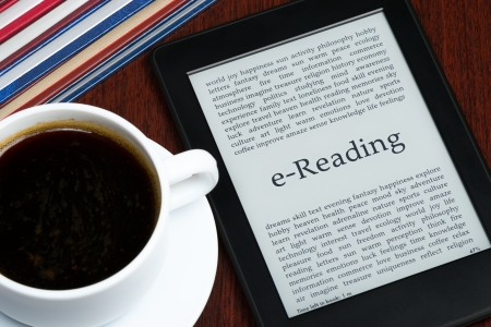 e-Book, e-Reading photo