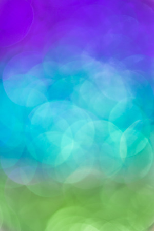 Natural bokeh gradient background photo