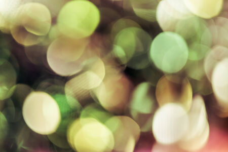 Natural bokeh abstract background