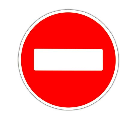 stop road sign photo