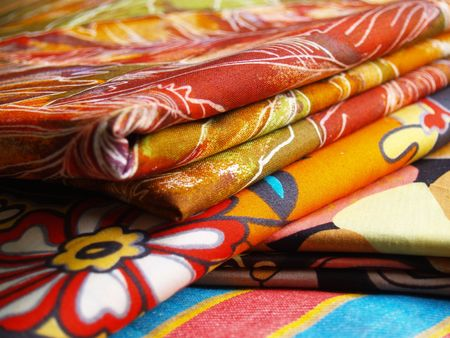 ply: colored print textiles for sewing