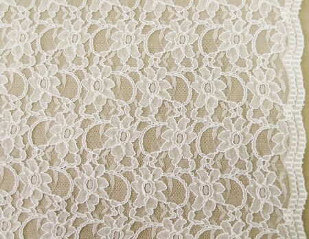 lace background: white lace