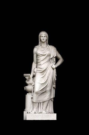perseverance: Allegorical sculpture (Perseverance) by Valeriano Salvatierra y Barriales, Museo del Prado, Madrid