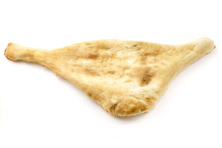 baton: Shotis puri (georgian baton bread) on a white background