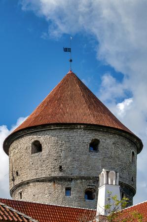 Kiek in de Kok (Peep into the Kitchen) artillery tower, Tallinn, Estonia