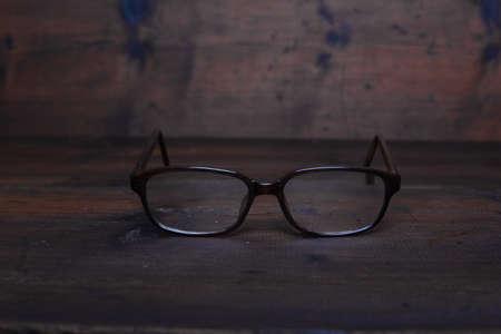 nerd glasses: Nerd glasses Stock Photo
