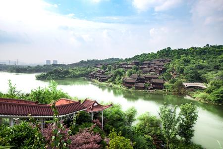 karavanke: Park Garden in Chongqing