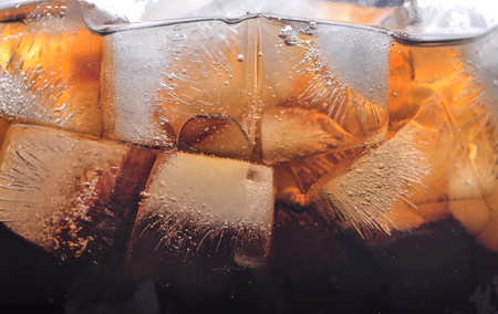 carbonation: Cold Drink. Stock Photo