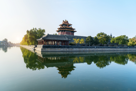 Pechino, Cina Città Proibita
