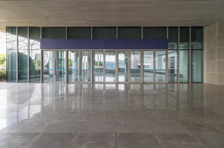Exhibition Hall Entrance Publikacyjne