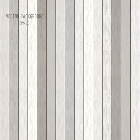 white wood: white wood plank background. vector