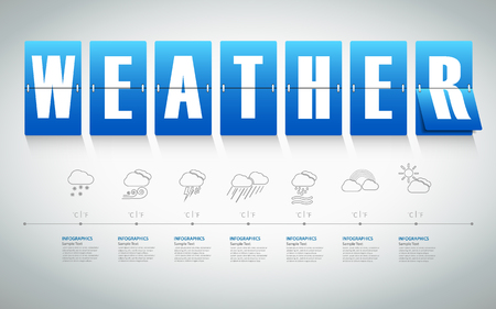 uv index: Abstract weather template.