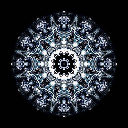 Bold Mandala Pattern
