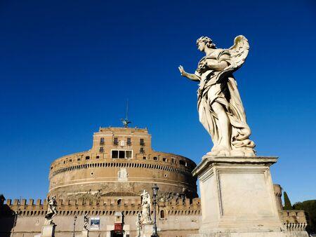 castel: Castel SantAngelo Editorial