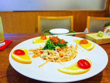 alga: alga  shrimp eggs blended