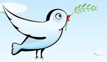 compromise: Paloma de la paz