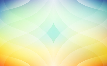Colorful Abstract Background for Summer