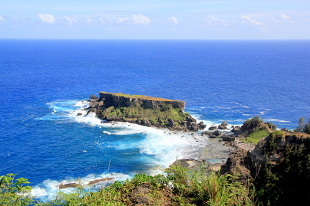 Located at the southeastern part of Saipan, the Forbidden Island offers various activities like hiking, snorkeling, swimming and relaxing.