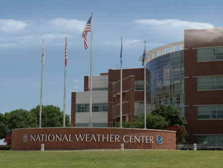 National Weather Center building, Norman, Oklahoma