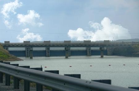 Bridge over Tenkiller Lake dam, Oklahoma