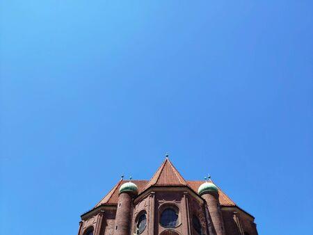 St Peters Church is a Roman Catholic church Stock fotó