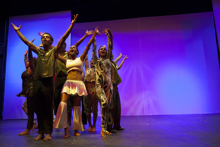 African Dancer Performance Show