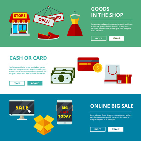 Ecommerce Marketing Banners Corporate Branding Banners