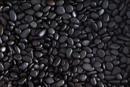 黒小石小石の壁紙、たっぷりを近くで捕獲