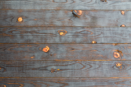 Shou Sugi Ban Wooden Background with wood knots