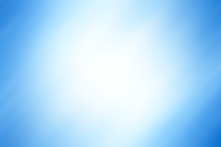 gradient: light blue gradient background  can be used for background or wallpaper Stock Photo