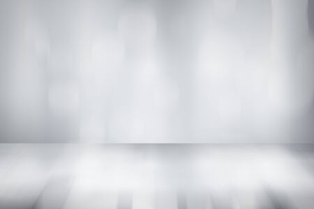 Gray empty room studio gradient used for background and display your product Banco de Imagens - 98487687