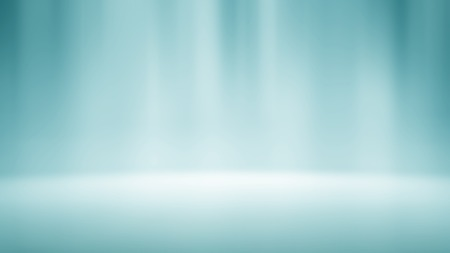 blue-green gradient background  beautiful light teal color abstract background  empty room studio background