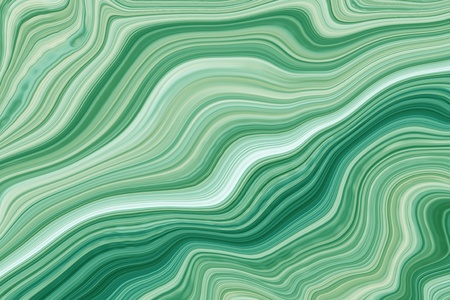 Colorful paintings of marbling, Green marble ink pattern texture abstract background. Can be used for background or wallpaper
