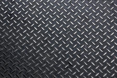 Loop Way stalen traanplaat textuur