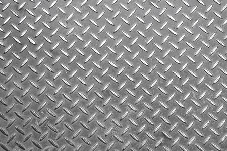 metales: Manera de la caminata placa de diamante de acero de textura