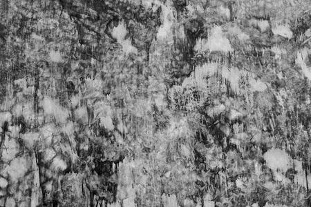 흑인과 백인 콘크리트 벽 배경 홈 빈티지 이상적에 적합합니다. 스톡 콘텐츠