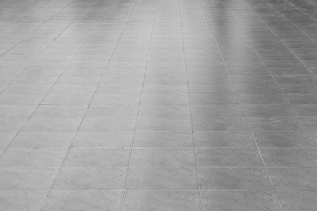 Black andwhite tegels marmeren vloer achtergrond Stockfoto