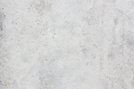 Hormigón: Textura blanca de la pared de hormigón. Foto de archivo