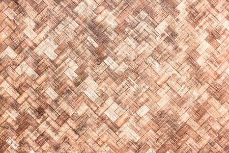 bamboo background: woven bamboo texture and background