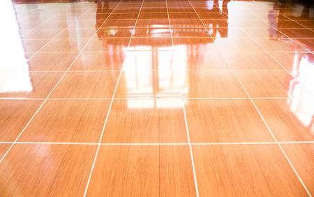 Rode tegels marmeren vloer achtergrond