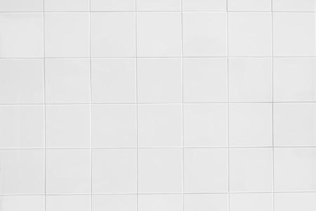 White Tiles marble floor background