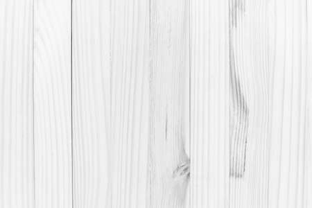 wood wall texture: white wood wall texture background with natural wood pattern Stock Photo