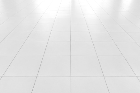 white tiles marble floor background 免版税图像